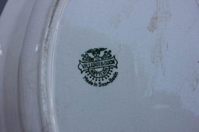 ovale keramik schüssel villeroy boch mettlach  ebay ~ Spülbecken Keramik Villeroy & Boch