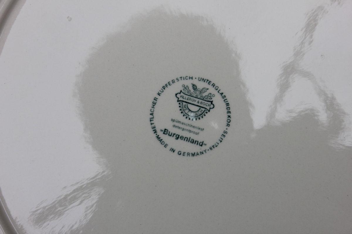 keramik platte servierplatte villeroy & boch burgenland blau ~ Spülbecken Keramik Villeroy & Boch