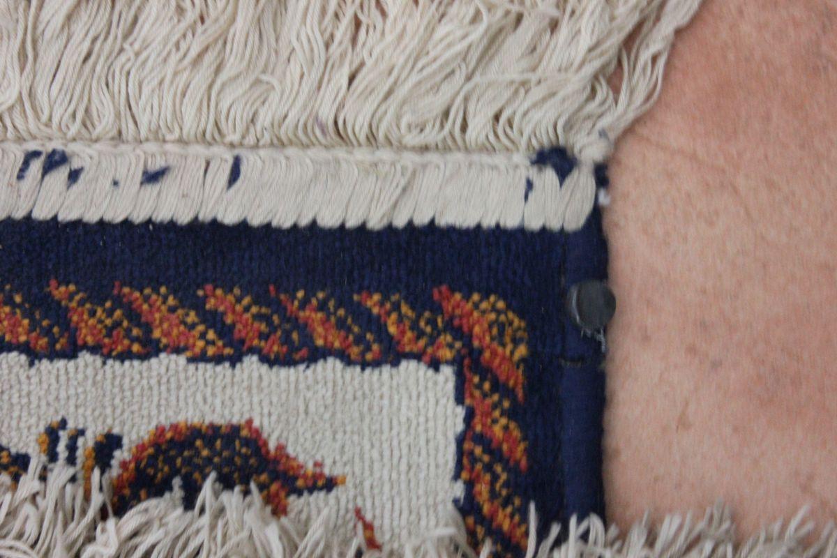 Feiner persischer Teppich mit Sonne  eBay