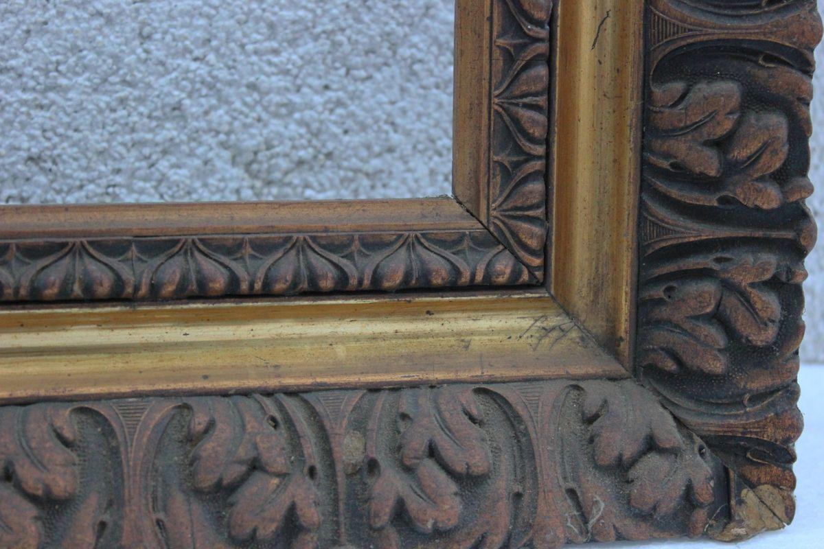 Bilderrahmen Spiegelrahmen Rahmen Dekorativer Rahmen Alter